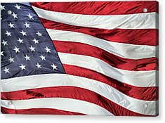 Land Of The Free Acrylic Print by JC Findley