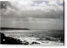 Lands End Acrylic Print by Linsey Williams