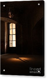 Last Song Acrylic Print by Suzanne Luft