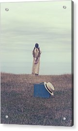 Leaving The Past Behind Me Acrylic Print by Joana Kruse