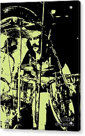 Led Zeppelin No.05 Acrylic Print by Caio Caldas