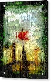 Left Acrylic Print by Jack Zulli