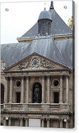 Les Invalides - Paris France - 011313 Acrylic Print by DC Photographer