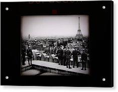 Les Invalides - Paris France - 011367 Acrylic Print by DC Photographer