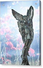 Lest We Forget Acrylic Print by Lisa Knechtel