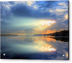 Let There Be Light Acrylic Print by JC Findley