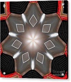 Lfa Star Acrylic Print by Alan Look