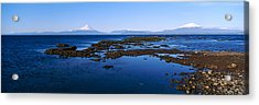 Lianquihue Lake Osorno Chile Acrylic Print by Panoramic Images