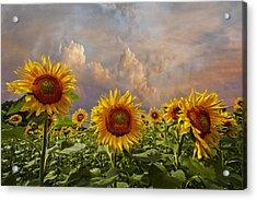 Life Is Good Acrylic Print by Debra and Dave Vanderlaan