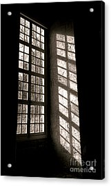 Light And Shadows Acrylic Print by Olivier Le Queinec