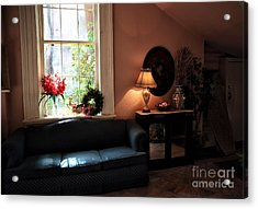 Light By The Window Acrylic Print by John Rizzuto