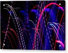 Light Fantastic 05 Acrylic Print by Natalie Kinnear