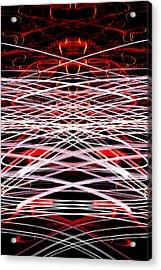 Light Fantastic 37 Acrylic Print by Natalie Kinnear
