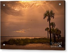 Light From Above Acrylic Print by Marvin Spates