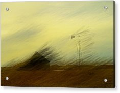 Like A Memory In The Wind Acrylic Print by Jeff Swan