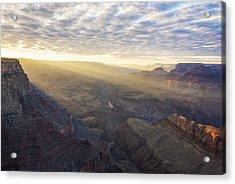 Lipon Point Sunset - Grand Canyon National Park - Arizona Acrylic Print by Brian Harig