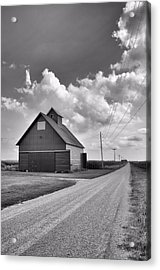Long Way Home Acrylic Print by Tom Druin