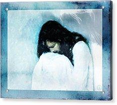 Loose Ends Acrylic Print by Gun Legler