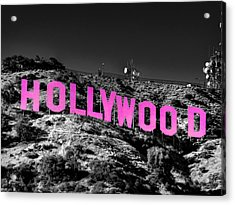 Los Angeles 016 C Acrylic Print by Lance Vaughn