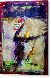 Lost Horizons Acrylic Print by Ron Stephens