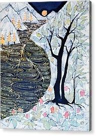 Lothlorien  Acrylic Print by Carol Law Conklin