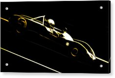 Lotus 23b Racer Acrylic Print by Phil 'motography' Clark