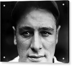 Louis H. Lou Gehrig Acrylic Print by Retro Images Archive