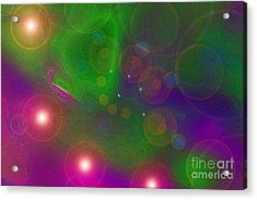 Love Dreams By Jrr Acrylic Print by First Star Art
