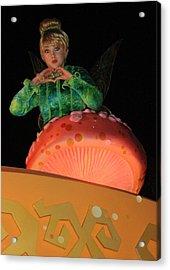 Love You Too Tink Acrylic Print by David Nicholls