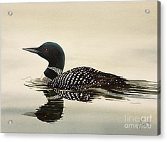 Loveliest Of Nature Acrylic Print by James Williamson