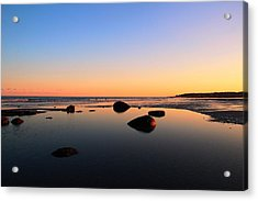 Low Tide Acrylic Print by Andrea Galiffi