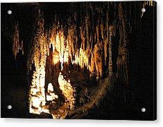 Luray Caverns - 121226 Acrylic Print by DC Photographer