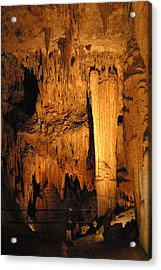Luray Caverns - 121284 Acrylic Print by DC Photographer