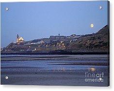 Macduff Moonlight Acrylic Print by Phil Banks