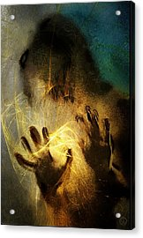Magic Hands Acrylic Print by Gun Legler