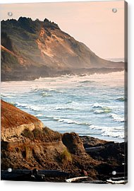 Magnificent Coast  Acrylic Print by Marty Koch