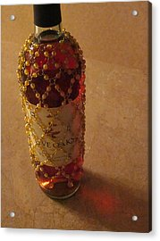 Make A Toast Without Bread Acrylic Print by Guy Ricketts