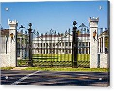 Manresa House Of Retreats Acrylic Print by Steve Harrington