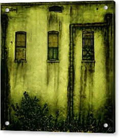 Many Generations Lived Here Acrylic Print by Gun Legler