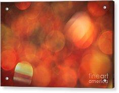 Marmalade Acrylic Print by Jan Bickerton