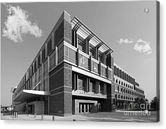 Marquette University Eckstein Hall  Acrylic Print by University Icons