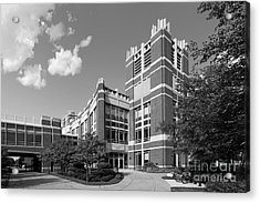 Marquette University Raynor Library Acrylic Print by University Icons