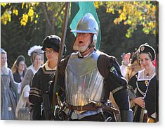 Maryland Renaissance Festival - Kings Entrance - 12123 Acrylic Print by DC Photographer