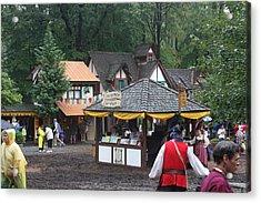 Maryland Renaissance Festival - Merchants - 121266 Acrylic Print by DC Photographer