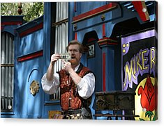 Maryland Renaissance Festival - Mike Rose - 12125 Acrylic Print by DC Photographer
