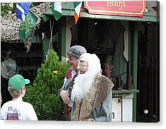 Maryland Renaissance Festival - People - 121267 Acrylic Print by DC Photographer