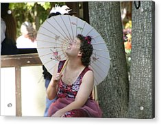 Maryland Renaissance Festival - People - 121273 Acrylic Print by DC Photographer