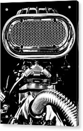 Maximum Rpm Acrylic Print by Steven Milner
