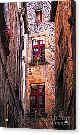 Medieval Architecture Acrylic Print by Elena Elisseeva