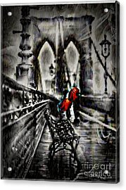 Memories Acrylic Print by Christine Mayfield